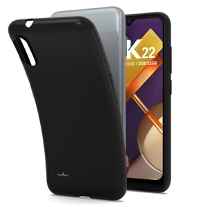 LG K22 / K22+ Plus Case - Slim TPU Silicone Phone Cover - FlexGuard Series
