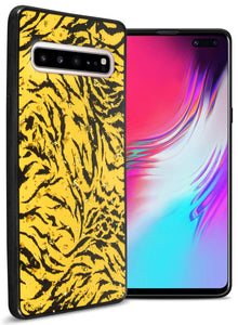 Samsung Galaxy S10 5G Case Safari Skin Slim Fit TPU Animal Print Phone Cover