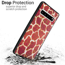 Load image into Gallery viewer, Samsung Galaxy S10 5G Case Safari Skin Slim Fit TPU Animal Print Phone Cover