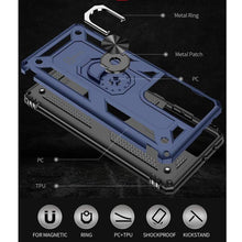 Load image into Gallery viewer, Samsung Galaxy S21 Ultra Case with Metal Ring - Resistor Series