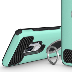 Samsung Galaxy S9 Case with Ring - Magnetic Mount Compatible - RingCase Series