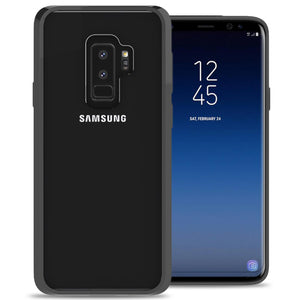 Samsung Galaxy S9 Plus Clear Case - Slim Hard Phone Cover - ClearGuard Series