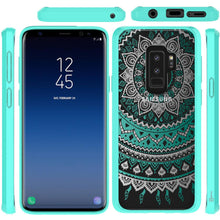 Load image into Gallery viewer, Samsung Galaxy S9 Plus Clear Case - Slim Hard Phone Cover - ClearGuard Series