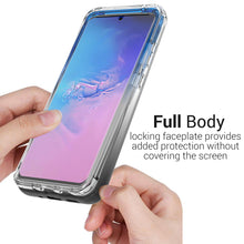 Load image into Gallery viewer, Samsung Galaxy S20 Ultra Clear Case - Full Body Colorful Phone Cover - Gradient Series