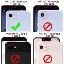 Load image into Gallery viewer, Google Pixel 3a Case - Slim TPU Rubber Phone Cover - FlexGuard Series