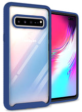 Load image into Gallery viewer, Samsung Galaxy S10 5G Case - Heavy Duty Full Body Shockproof Clear Phone Cover - EOS Series