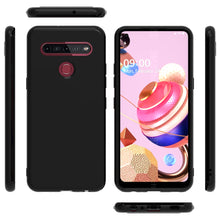 Load image into Gallery viewer, LG K51s Case - Slim TPU Silicone Phone Cover - FlexGuard Series