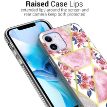 Load image into Gallery viewer, Apple iPhone 12 Pro / iPhone 12 Max Design Case - Shockproof TPU Grip IMD Design Phone Cover