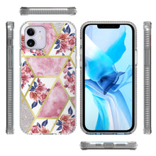 Load image into Gallery viewer, Apple iPhone 12 Design Case - Shockproof TPU Grip IMD Design Phone Cover