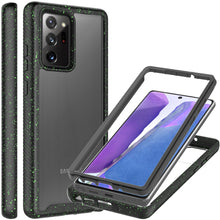Load image into Gallery viewer, Samsung Galaxy Note 20 Ultra Case - Heavy Duty Shockproof Clear Phone Cover - EOS Series