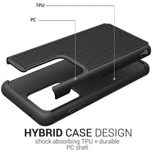 Load image into Gallery viewer, Samsung Galaxy S20 Ultra Case - Heavy Duty Protective Hybrid Phone Cover - HexaGuard Series