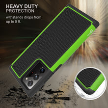 Load image into Gallery viewer, Samsung Galaxy Note 20 Ultra Case - Heavy Duty Protective Hybrid Phone Cover - HexaGuard Series
