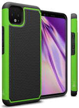 Load image into Gallery viewer, Google Pixel 4 Case - Heavy Duty Protective Hybrid Phone Cover - HexaGuard Series