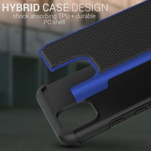 Google Pixel 4 Case - Heavy Duty Protective Hybrid Phone Cover - HexaGuard Series