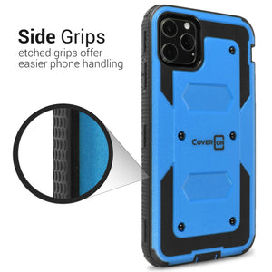 iPhone 11 Pro Max Case - Heavy Duty Shockproof Phone Cover - Tank Series