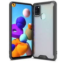 Load image into Gallery viewer, Samsung Galaxy A21s Clear Case Hard Slim Protective Phone Cover - Pure View Series