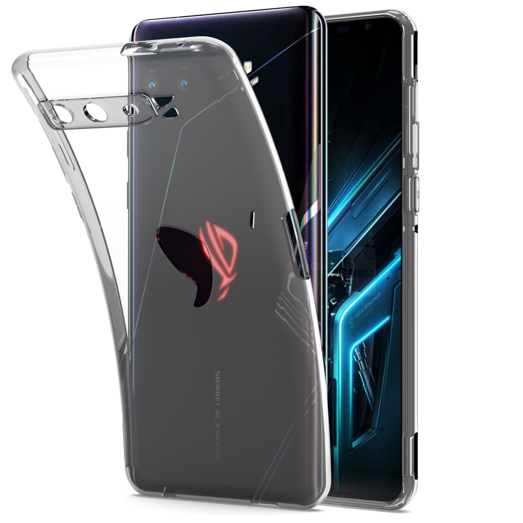 Asus Rog Phone 3 Case - Slim TPU Silicone Phone Cover - FlexGuard Series