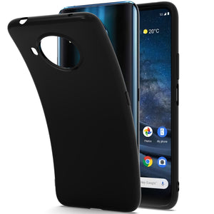 Nokia 8.3 5G Case - Slim TPU Silicone Phone Cover - FlexGuard Series