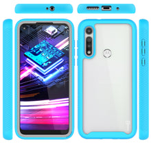 Load image into Gallery viewer, Motorola Moto G Fast Case - Heavy Duty Shockproof Clear Phone Cover - EOS Series