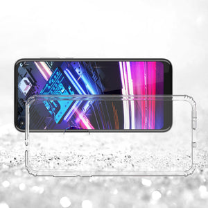Motorola Moto G Fast Clear Case - Slim Hard Phone Cover - ClearGuard Series