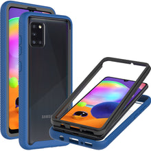 Load image into Gallery viewer, Samsung Galaxy A31 Case - Heavy Duty Shockproof Clear Phone Cover - EOS Series