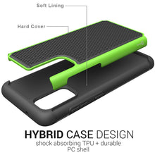 Load image into Gallery viewer, Samsung Galaxy S20 Case - Heavy Duty Protective Hybrid Phone Cover - HexaGuard Series