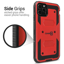 Load image into Gallery viewer, iPhone 11 Pro Case - Heavy Duty Shockproof Phone Cover - Tank Series