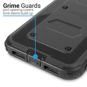 iPhone 11 Pro Case - Heavy Duty Shockproof Phone Cover - Tank Series