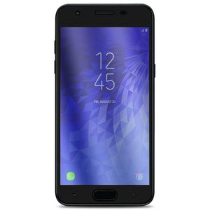 Samsung Galaxy J3 2018 / Express Prime 3 / J3 Star / J3 Prime 2 / Amp Prime 3 / Eclipse 2 / J3 Aura / J3 Orbit / Achieve Tempered Glass Screen Protector - InvisiGuard 2.0 Series