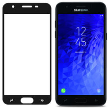Load image into Gallery viewer, Samsung Galaxy J3 2018 / Express Prime 3 / J3 Star / J3 Prime 2 / Amp Prime 3 / Eclipse 2 / J3 Aura / J3 Orbit / Achieve Tempered Glass Screen Protector - InvisiGuard 2.0 Series