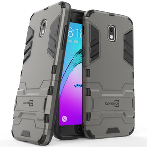 Samsung Galaxy J3 2018 / Express Prime 3 / J3 Star / J3 Prime 2 / Amp Prime 3 / Eclipse 2 / J3 Aura / J3 Orbit / Achieve Case Shadow Armor Series