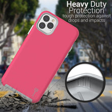 Load image into Gallery viewer, iPhone 11 Pro Max Case - Slim Protective Hybrid Phone Cover - Rugged Series