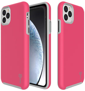 iPhone 11 Pro Max Case - Slim Protective Hybrid Phone Cover - Rugged Series