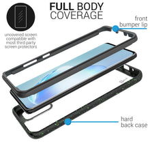 Load image into Gallery viewer, Samsung Galaxy S20 Plus Case - Heavy Duty Shockproof Clear Phone Cover - EOS Series