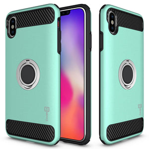 iPhone XS Max Case with Ring - Magnetic Mount Compatible - RingCase Series
