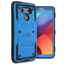 Load image into Gallery viewer, LG G6 / G6 Plus Case - Heavy Duty Shockproof Phone Cover - Tank Series
