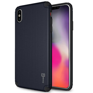 Apple iPhone XS Max Case - Minimalist Slim Hard Cover - Bios Series