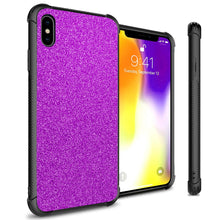 Load image into Gallery viewer, iPhone XS Max Glitter Case Protective Phone Cover - Glimmer Series
