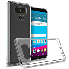 Load image into Gallery viewer, LG G6 / G6 Plus Clear Case - Slim Hard Phone Cover - ClearGuard Series