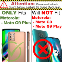Load image into Gallery viewer, Motorola Moto G9 Plus Case - Slim TPU Silicone Phone Cover - FlexGuard Series