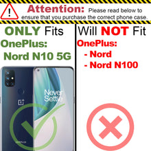 Load image into Gallery viewer, OnePlus Nord N10 5G Case - Slim TPU Silicone Phone Cover - FlexGuard Series