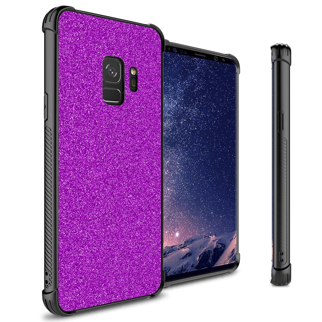 Samsung Galaxy S9 Glitter Case Protective Phone Cover - Glimmer Series