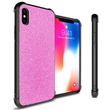 Load image into Gallery viewer, iPhone XS / iPhone X Glitter Case Protective Phone Cover - Glimmer Series