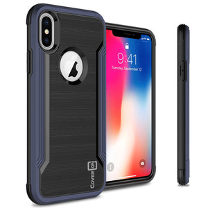 Apple iPhone XS / iPhone X Case Rogue Series Slim Fit Premium TPU Phone Cover