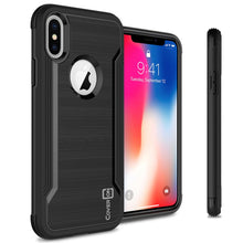 Load image into Gallery viewer, Apple iPhone XS / iPhone X Case Rogue Series Slim Fit Premium TPU Phone Cover