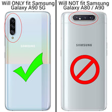 Load image into Gallery viewer, Samsung Galaxy A90 5G Case with Metal Ring - Resistor Series