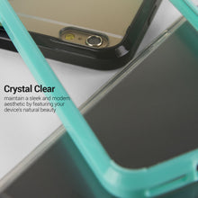Load image into Gallery viewer, iPhone XS / iPhone X Clear Case - Slim Hard Phone Cover - ClearGuard Series
