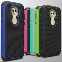 Load image into Gallery viewer, Motorola Moto E5 Plus Case / Moto E5 Supra Case - Heavy Duty Protective Hybrid Phone Cover - HexaGuard Series