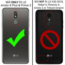 Load image into Gallery viewer, LG Aristo 4 Plus Cases / LG Prime 2 Case - Metal Kickstand Hybrid Phone Cover - SleekStand Series