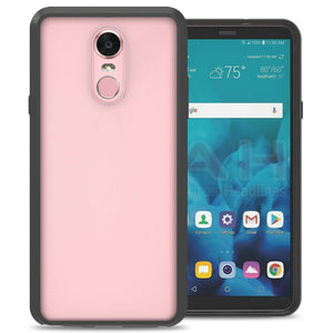 LG Stylo 4 Plus Cases / Stylo 4 Clear Case - Slim Hard Phone Cover - ClearGuard Series